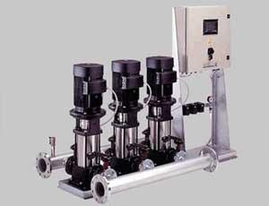 משאבות מים להגברת לחץ מים - חברת המסנן