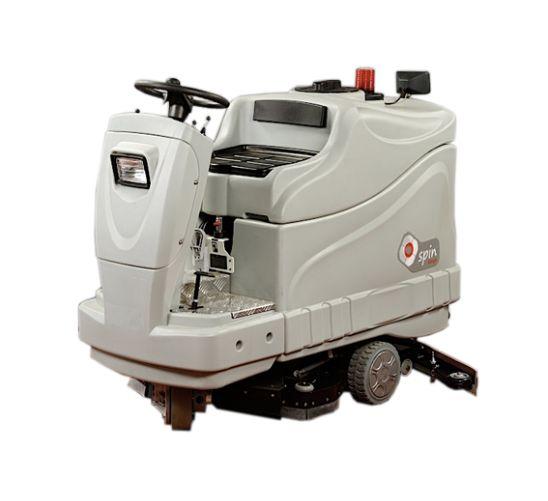 מכונת שטיפה לניקוי רצפות - מורן טכנולוגיות ניקוי