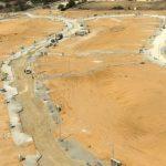 עבודות עפר ופיתוח תשתיות