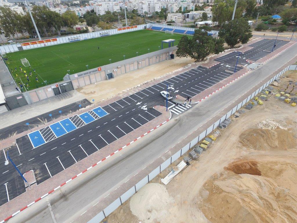 פיתוח תשתיות בישראל בשנת 2017